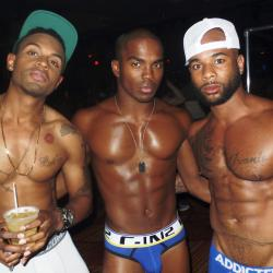parties and gay places of