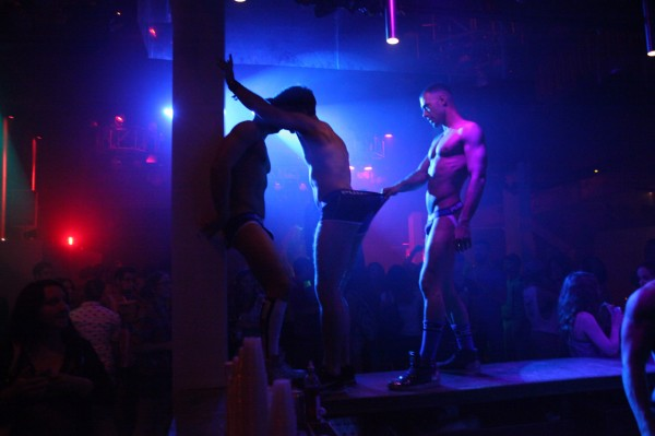 Club vip gay bar river side